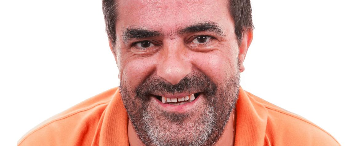 Joao Paulo martinho - antes